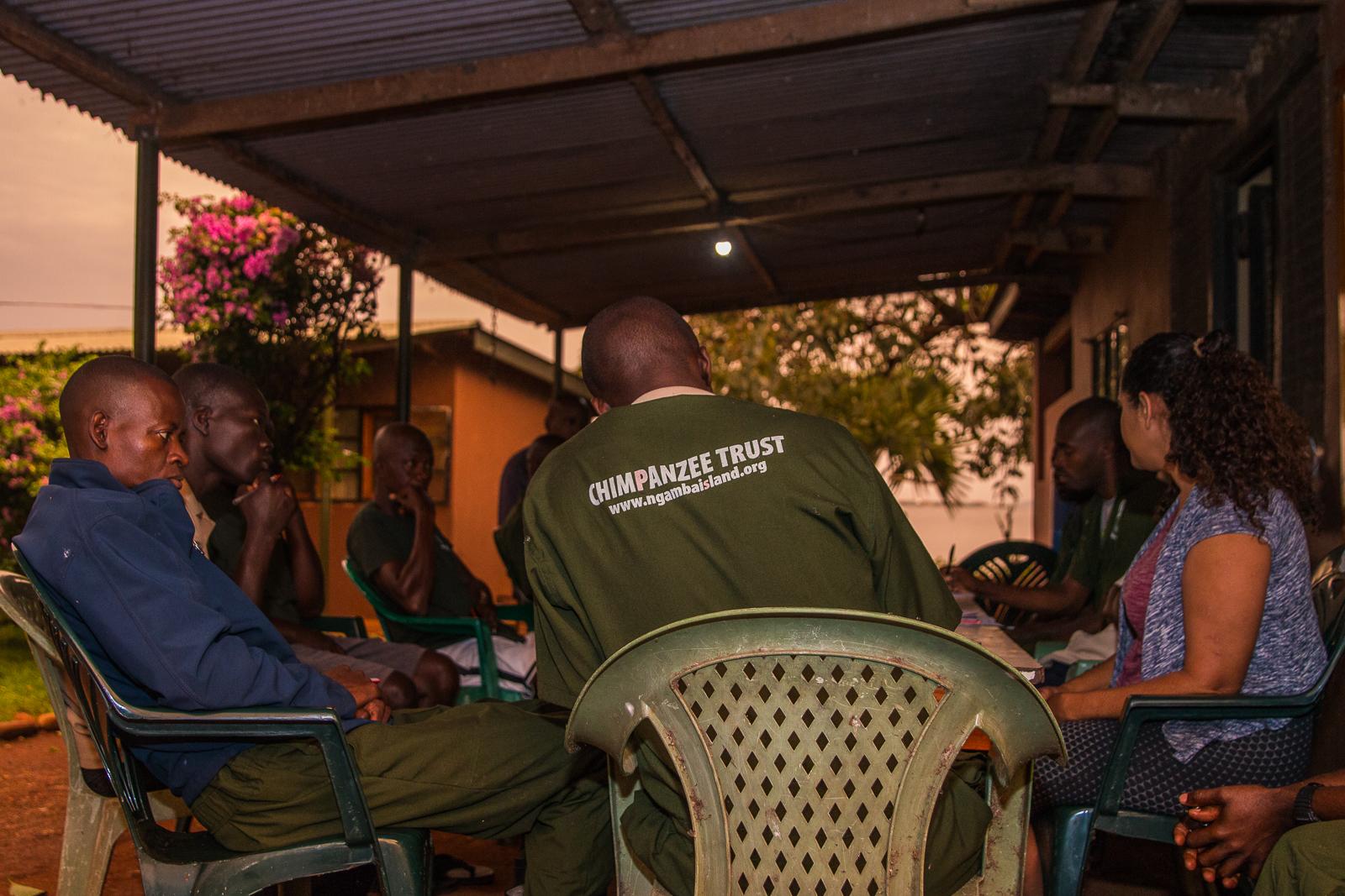 Ngamba Island Conservation Photography